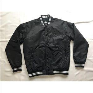 Stussy Varsity Bomber Insulated Coaches Jacket